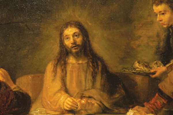Jesus 20at 20table