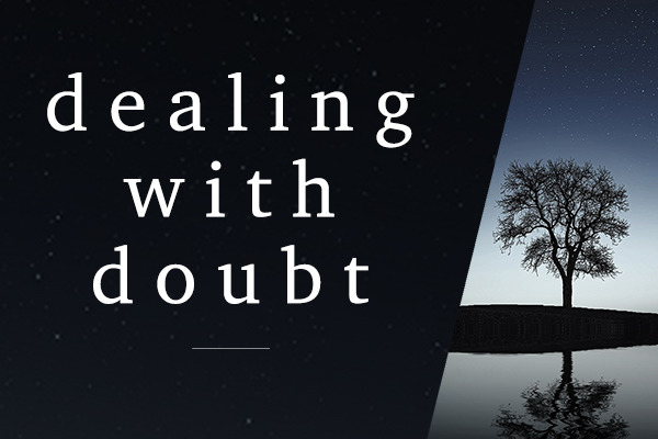 Dealing with Doubt title