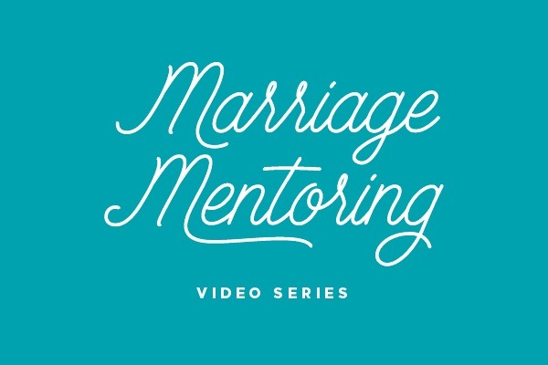 Marriage Mentoring text